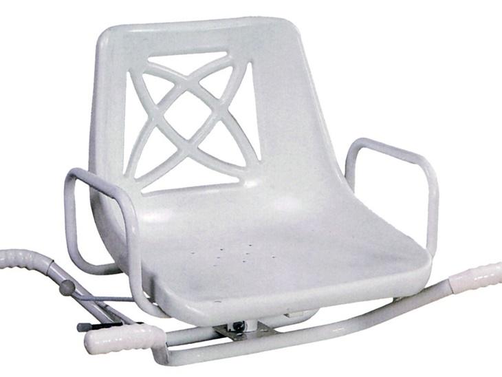 Sedile girevole vasca
